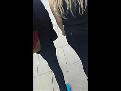 blonde chavette teen