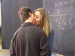 Teacher fucks his Student in school